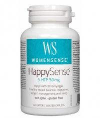 NATURAL FACTORS WomenSense HappySense / 60 Caps