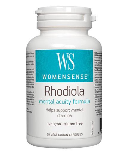 natural-factors WomenSense Rhodiola 500mg / 60 Vcaps
