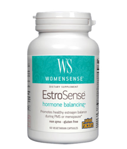 natural-factors WomenSense EstroSense 343mg / 60 Vcaps