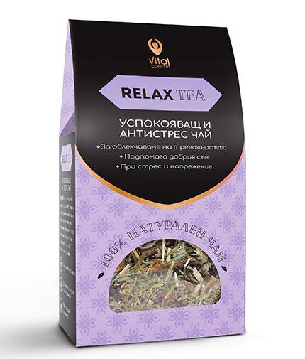 vital-concept Relax Tea