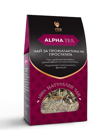 vital-concept Alpha Tea