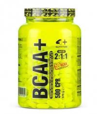 4+ NUTRITION BCAA + / 500 Tabs