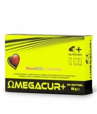 4+ NUTRITION Omega CUR + / 60 Softgels