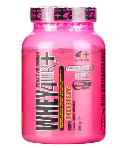 4-nutrition Whey 4 Her + Relax & PM Formula