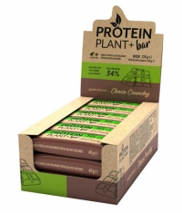 4+ NUTRITION Protein Plant Bar Box / 18x40g