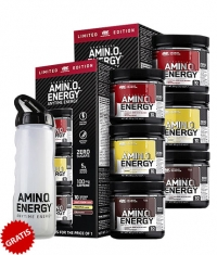 PROMO STACK AMINO ENERGY SUPER PACHET 3 IN 1