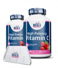PROMO STACK Haya Labs Vitamin C 1+1 Free (plus cadou)