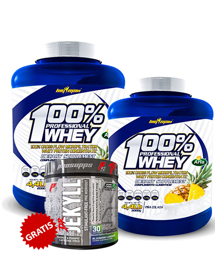 promo-stack PACHET WHEY + PRE WORKOUT