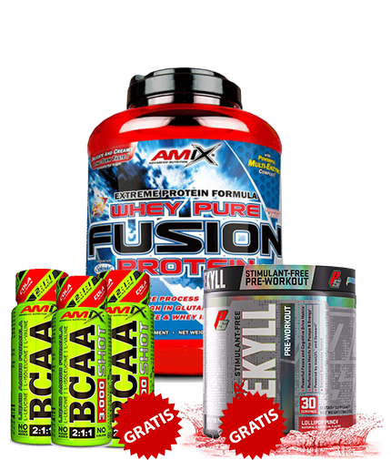 promo-stack 3 IN 1 WHEY+BCAA+PRE WORKOUT