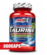 AMIX Taurine 360 Caps.