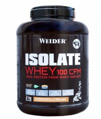 WEIDER Isolate Whey 100 CFM