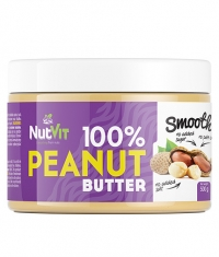 OSTROVIT PHARMA 100% Peanut Butter Smooth