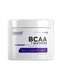 OSTROVIT PHARMA BCAA + GLUTAMINE Powder