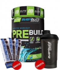 PROMO STACK ENERGY PRE BUILD + CADOU
