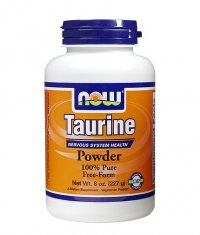 NOW Taurine Powder 227 Serv.