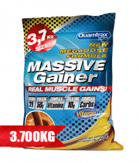 QUAMTRAX NUTRITION Massive Gainer