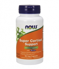 NOW Super Cortisol Support with Relora 90 VCaps.