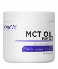 OSTROVIT PHARMA MCT Oil Powder