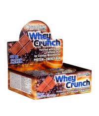 QUAMTRAX NUTRITION Whey Crunch / 24x50g