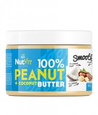 OSTROVIT Peanut Butter + Coconut Butter
