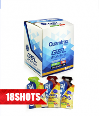 QUAMTRAX NUTRITION Energy Gel / 18x40g