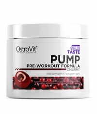 OSTROVIT PHARMA PUMP Pre-Workout Formula