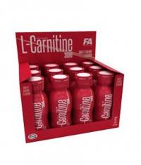 FA NUTRITION L-Carnitine 3000 / 12x100ml