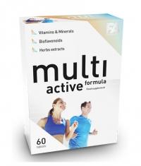 FA NUTRITION Multi Active Formula / 60 Tabs