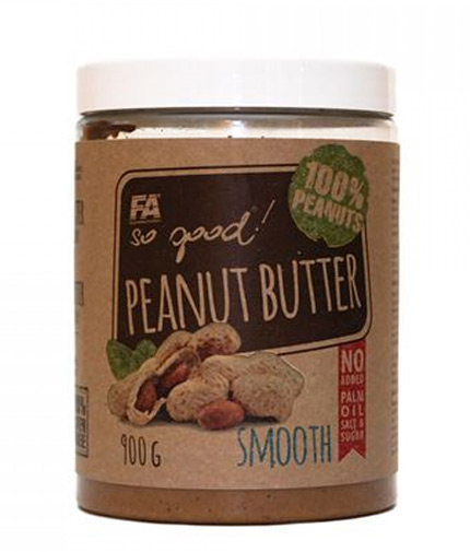 FA NUTRITION So Good! Peanut Butter Smooth