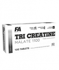 FA NUTRITION Tri Creatine Malate 1100 / 120 Tabs
