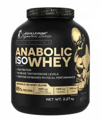 KEVIN LEVRONE Black Line / Anabolic ISO Whey