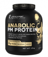 KEVIN LEVRONE Black Line / Anabolic PM Protein