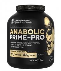 KEVIN LEVRONE Black Line / Anabolic Prime Pro