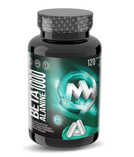 maxxwin Beta Alanine 1000 / 120 Caps