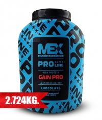 MEX Flex Wheeler's High Protein Gain Pro 6 lbs.