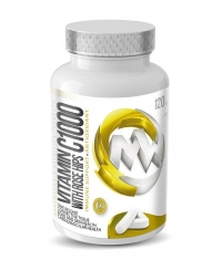 MAXXWIN Vitamin C 1000 with Rose Hips / 120 Tabs
