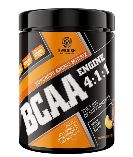 swedish-suplements Supplements BCAA Engine 4:1:1