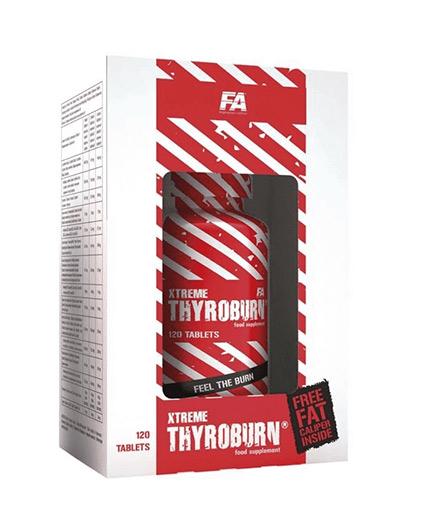 fa-nutrition Xtreme THYROBURN / 120 Tabs