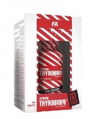 FA NUTRITION Xtreme THYROBURN / 120 Tabs