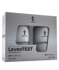 KEVIN LEVRONE LevroTEST AM/PM Formula / 2x120 Caps