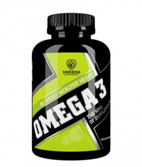 SWEDISH SUPLEMENTS Be Smart - Omega 3 / 120 Softgels