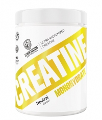 SWEDISH SUPPLEMENTS Creatine Monohydrate / Extra Micronized