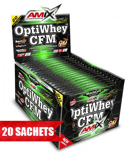 AMIX OptiWhey™ CFM / 20x30g.