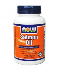 NOW Salmon Oil 1000mg. / 100 Softgels