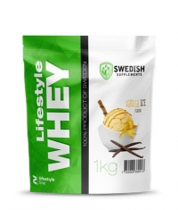 SWEDISH SUPLEMENTS Lifestyle Whey