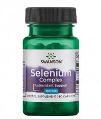 SWANSON Selenium Complex / 90 Caps