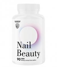SWEDISH SUPLEMENTS Nail Beauty / 90 Caps
