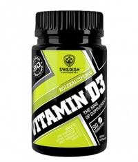 SWEDISH SUPLEMENTS Vitamin D3 4000 IU / 90 Tabs