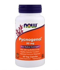 NOW Pycnogenol 30mg / 60 Vcaps