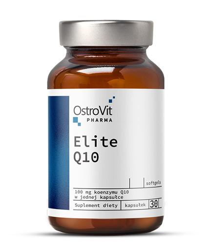 ostrovit-pharma Elite Q10 100mg / 30 Caps